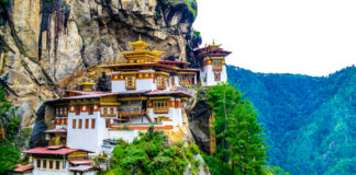 tigers nest in tibet travel picture
