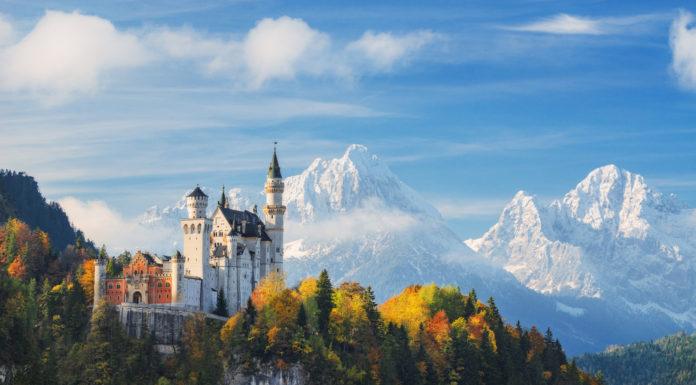 neuschwanstein castle travel to germany