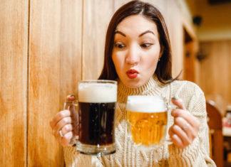 how to drink beer in prague
