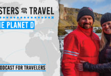 masters of travel podcast the planet d