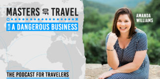 masters of travel - a dangerous business