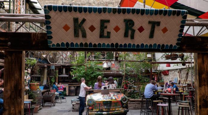 ruin bars in budapest
