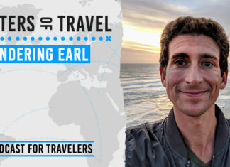 masters of travel with wandering earl
