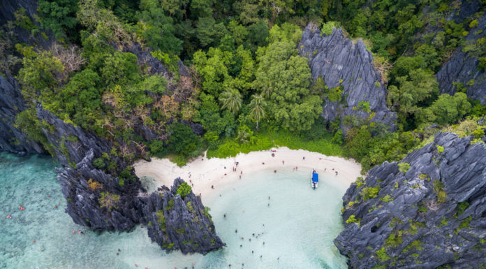 hidden beaches to visit