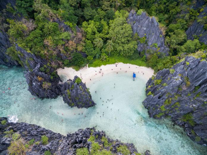 hidden beaches to visit